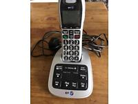 BT Cordless 'Phone with built in Answering Machine