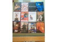 26 Classic DVDs - Brilliant selection