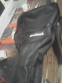 Yamaha guitar carry case bag for guitar go in