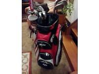 Quality Hotblade golf bag