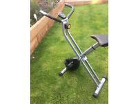 V-Fit Folding Exercise Bike MXC1