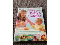 Annabel Karmel Feeding your baby and toddler book
