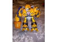Large transformer figure