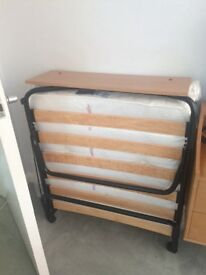 Jay-be folding spare bed