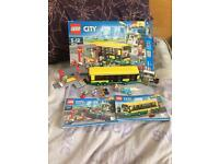 Lego city set with box and instructions