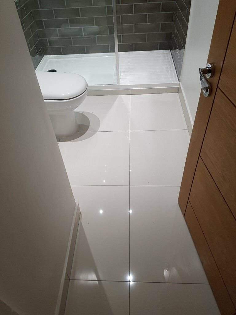 40 Square Meters - Diamond White Polished Porcelain Floor or Wall ...