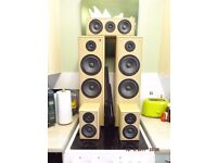 eltax discovery 150 speakers in good condition