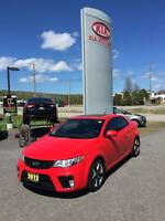 2012 Kia FORTE KOUP 2.4L SX CLEAR THE LOT SALES EVENT ON NOW!