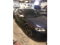 Audi s3 dsg 2.0turbo cat d cheap low milage