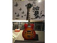 Alden a775 semi acoustic guitar £200 cash
