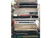 Big Collections of French Languages Books/Novels
