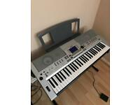 Yamaha PSR S550 electric keyboard