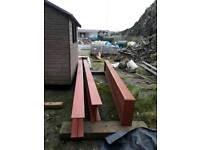 3 steel beams for sale