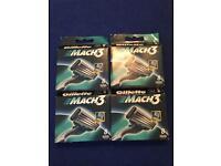 4 x 8 pack mach3 blades