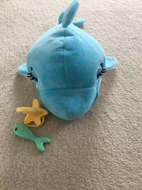 Club Petz Blu Blu Dolphin