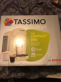 Brand New Tassimo Vivy 2 Cream