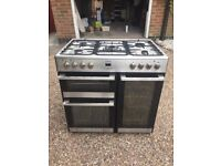 Lamona HJA5110 Dual Fuel range oven cooker in VERY GOOD CONDITION.