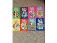 Set of 8 Spell Sisters books
