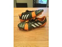 Adidas Nitrocharge 1.0 Football Boots (size 10 1/2)