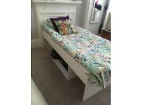 Cabin bed with mattress excellent price and good condition!