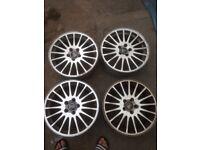 Volvo S60 alloy wheels