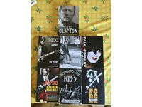 Music Autobiographies (Rock)