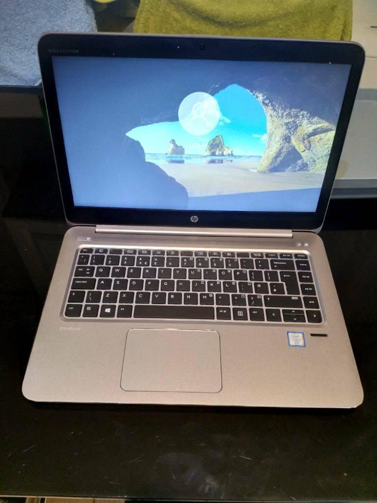 TOP RANGE HP FOLIO 1040 G3 ULTRABOOK LAPTOP- i7 2 6GHZ- 16GB RAM- 512GB  SSD- WARRA | in London Bridge, London | Gumtree