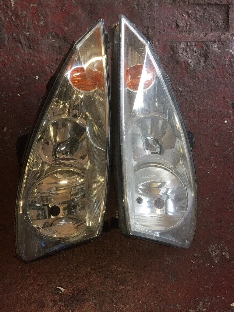 Ford Focus Headlamps Mk 1.5