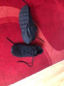Junior Nike trainers