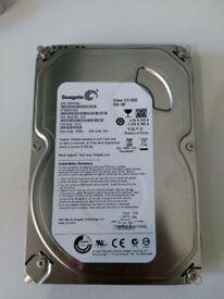 Seagate Video 500GB 3.5 Hard Drive