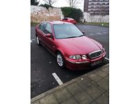 ROVER 45 impression, 2003, 1 FULL YEAR MOT