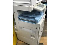 Ricoh Aficio MP C2800 - In Excellent condition Copier with NO display on screen