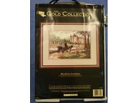 Dimensions Gold Collection Counted Cross Stitch M'Ladys Chateau Kit (no 3790)