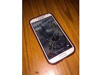 Samsung S4 - White - Any network