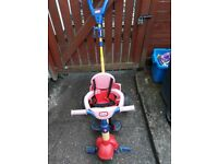 Toddler little tikes ride on toy