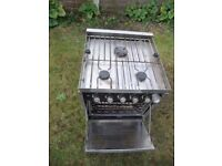 Marine Gas Cooker - Force 10