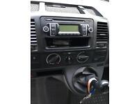 VW radio CD player