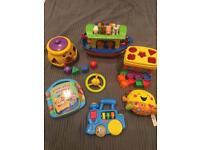 Fisher price bundle older baby toddler less than £4 per toy