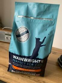 Wainwright's Cat Food