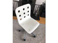 Ikea swivel desk chair - available Comiston
