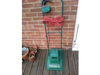 Electric Lawnmower - HoverSafe 25