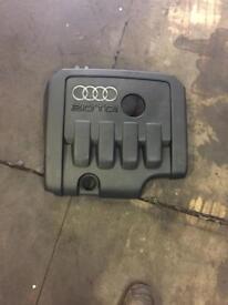 Audi engine cover