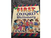 My First Oxford Dictionary 5yrs +
