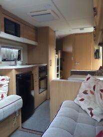 6-Berth Elddis Rambler Caravan - 2013
