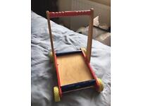 Free ELC baby walker toddle truck