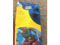 Zoggs Swimming Roll On Armbands Age 1-6 Zoggy Roll-ups Floats Discs NEW!!