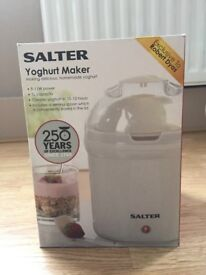Salter yoghurt maker