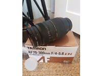 NIKON D3100 WITH ACCESSORIES - EXCELLENT CONDITION