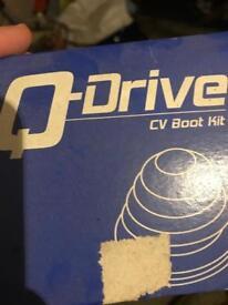 X5 cv boot kit