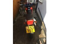 Honda XR125 - PRICE DROP - 12 Months MOT
